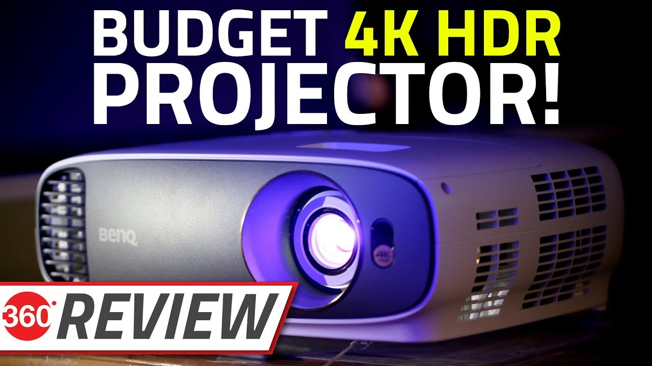 BenQ W1700 4K HDR Projector Review | For Home Theatres on a Budget