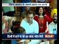 Mahesh Giri Sits On Hunger Strike Outside Delhi Cm Arvind Kejriwal S Residence