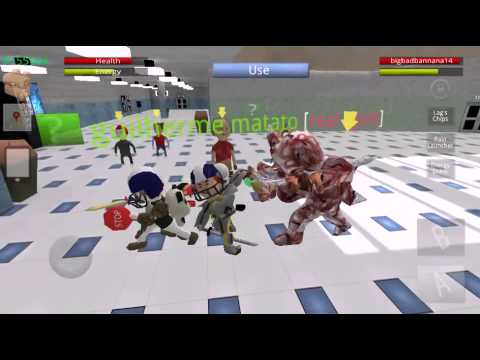 School Of Chaos Online Mmorpg Android Zombie Raid Youtube