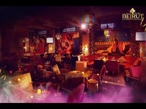 Beirut Restaurant & Lounge   Top Lounge in Ho Chi Minh City   Vietnam Nightlife Guide