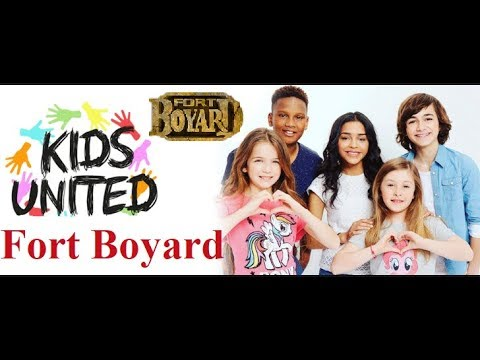 KIDS UNITED   Fort Boyard  Equipe  KIDS UNITED  BONUS SPECIALE  FULL HD  EN INTÉGRALITE !!!!!