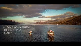 Cruising Loch Linnhe, Fort William, Scotland