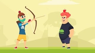 Shoot the Apple | Games For Kids