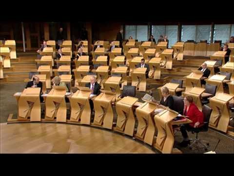 Portfolio Questions - Scottish Parliament: 16th December 2015