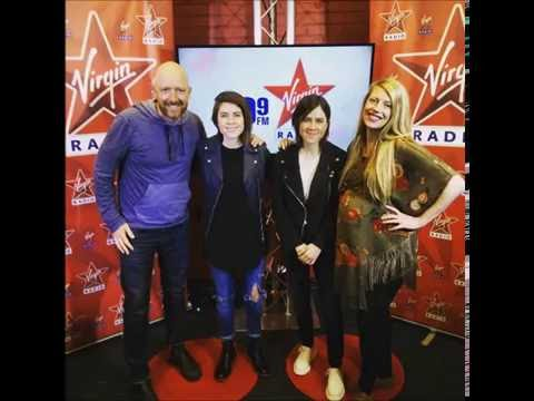 Tegan and Sara on Virgin Radio Toronto (Audio)