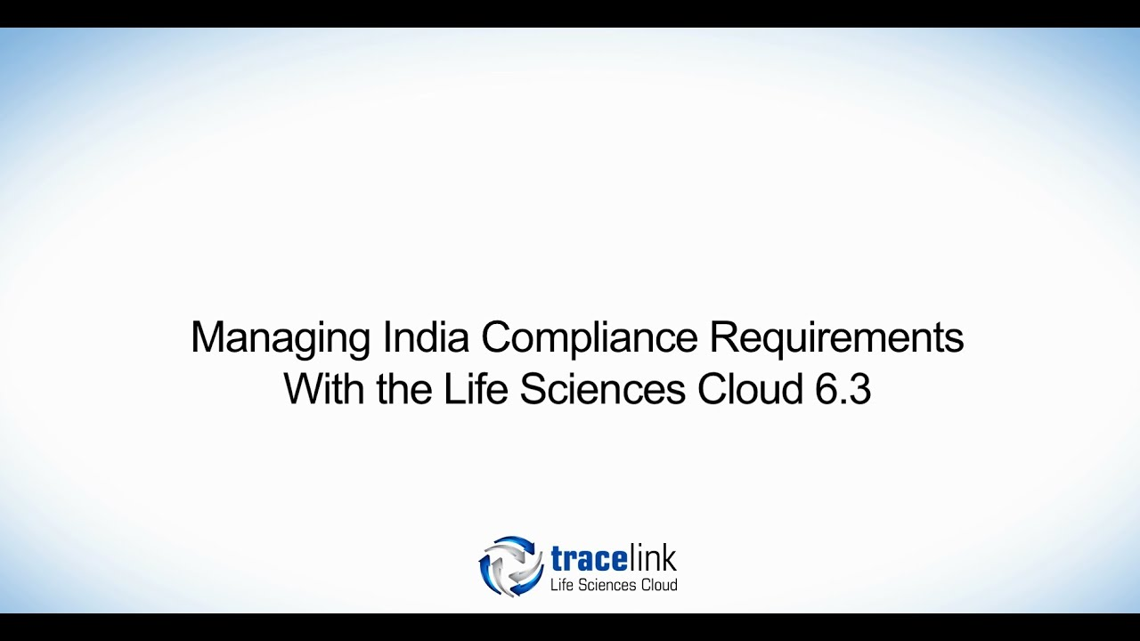 India Pharmaceutical Serialization Regulations | TraceLink