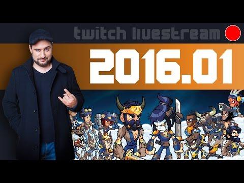 Livestreams 2016