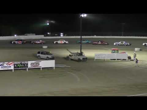 Economy A-Main 7.21.18 Grayson County Speedway