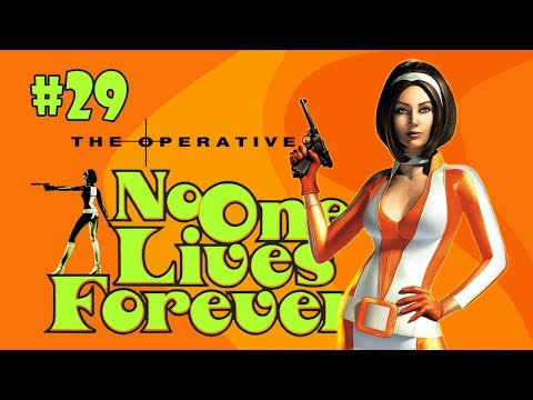 [#29] NOLF1 - Stealth Walkthrough (Superspy) - Further Investigation Required