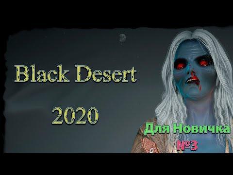 Гайд для новичка №3 в Black Desert 2020