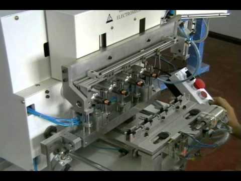 Automatic Bobbin Winding Electromech electromech@dataone.in