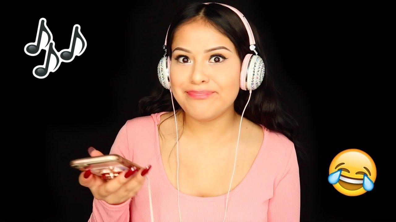 Cantando Sin Escucharme Challenge Camila Orellana Youtube