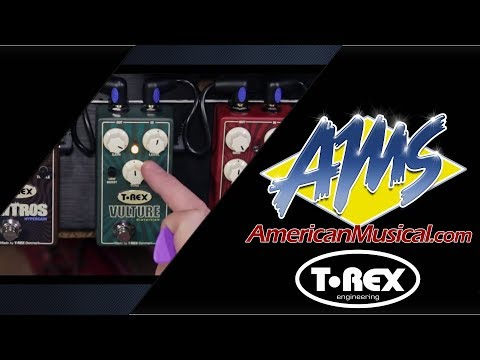 T-Rex Vulture Demo - American Musical Supply
