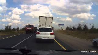Что это? или Безумный макс на дороге + 15 канал СИ-БИ рация