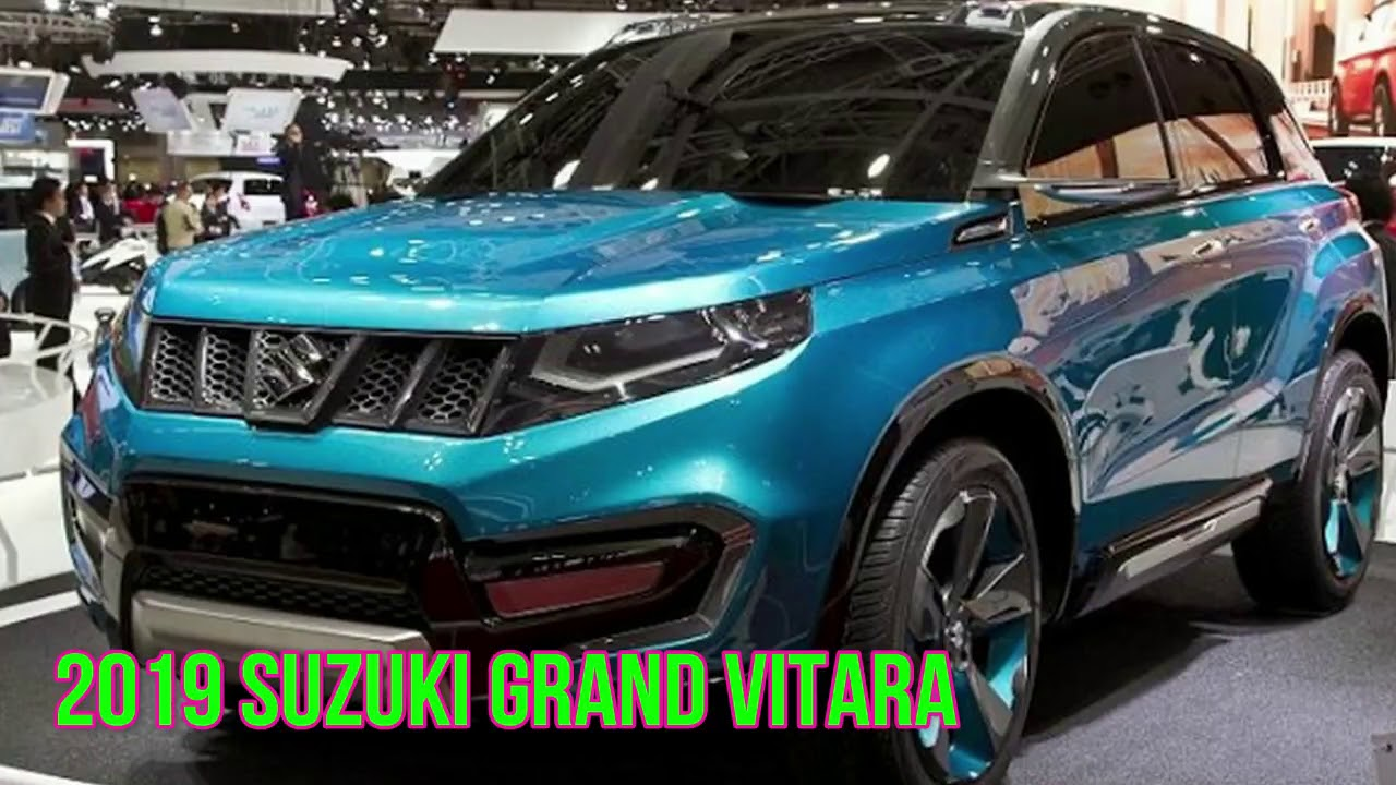2019 suzuki grand vitara we can expect a complete. Black Bedroom Furniture Sets. Home Design Ideas