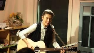よしだよしこライヴ〜言葉を 詩を 歌にして〜in江古田・中庭ノ空(2015/...