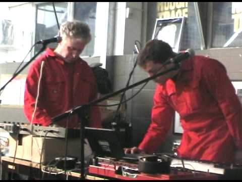 Komputer - Bill Gates Live at Rough Trade East (28/02/2009)