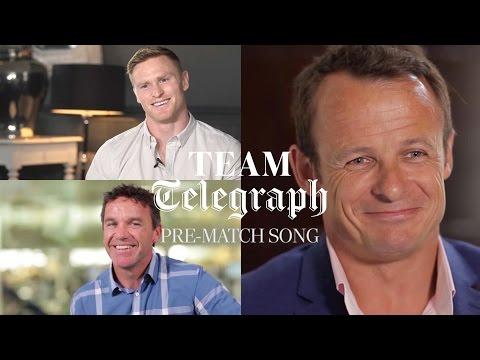 Team Telegraph: Pre-match song