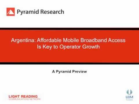 Pyramid Preview: Argentina Country Intelligence Report