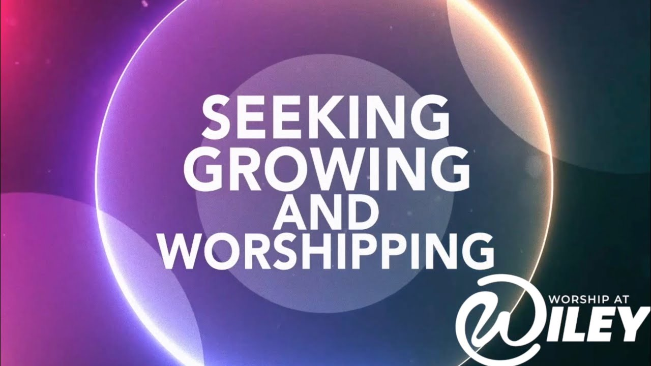 Wiley College Worship- September 29, 2020
