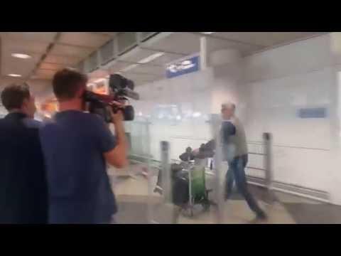 Carlo Ancelotti llegó a Munich