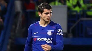 Alvaro Morata nears move to Atletico Madrid from Chelsea