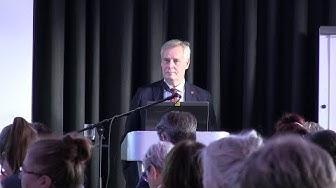 Pääministeri Rinne: sote etenee – työhyvinvointi paranee | SuPer-liitto