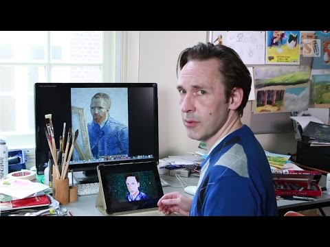 Vincent van Gogh Interview!