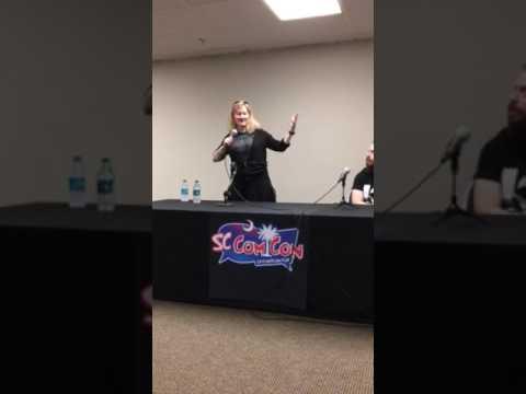 Veronica Taylor at SCComicon 2017