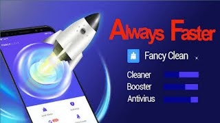 Fancy Cleaner 2021 - Antivirus, Booster, Cleaner - Android 2021 screenshot 1