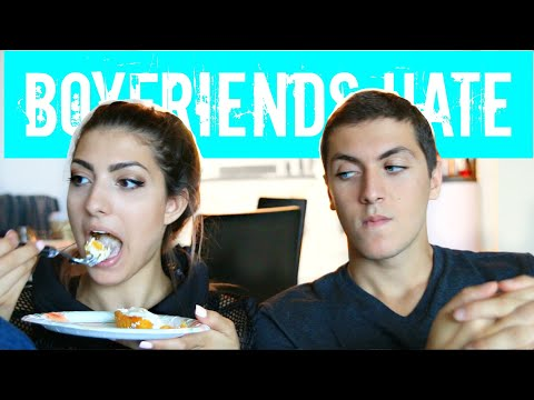 Things GIRLFRIENDS Do That Boyfriends HATE!