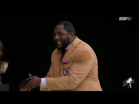 The Most Inspiring Speaker of Our Time - Ray Lewis