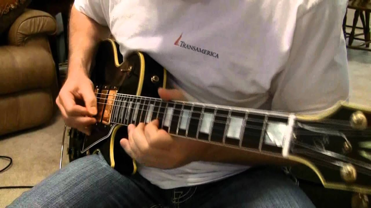 gibson jimmy page black beauty les paul the girl i love demo youtube. Black Bedroom Furniture Sets. Home Design Ideas
