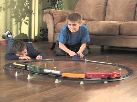 225627 - Life-Like Freight Express HO-scale Train Set ...