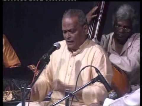 Pt . Prabhakar Karekar Raga Chandrakauns 33 B