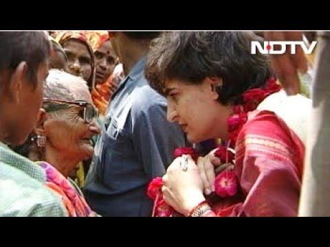 राजनीति में प्रियंका गांधी की शानदार एंट्री