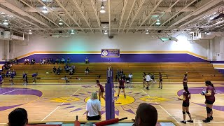 Lower Brule Varsity Volleyball vs. Crazy Horse