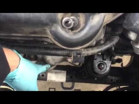 Alternator 2008 Hyundai Santa Fe V6 33L - YouTube