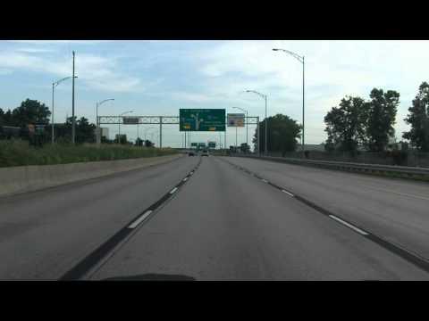 Souligny Avenue Expressway northbound [ALTERNATE TAKE]