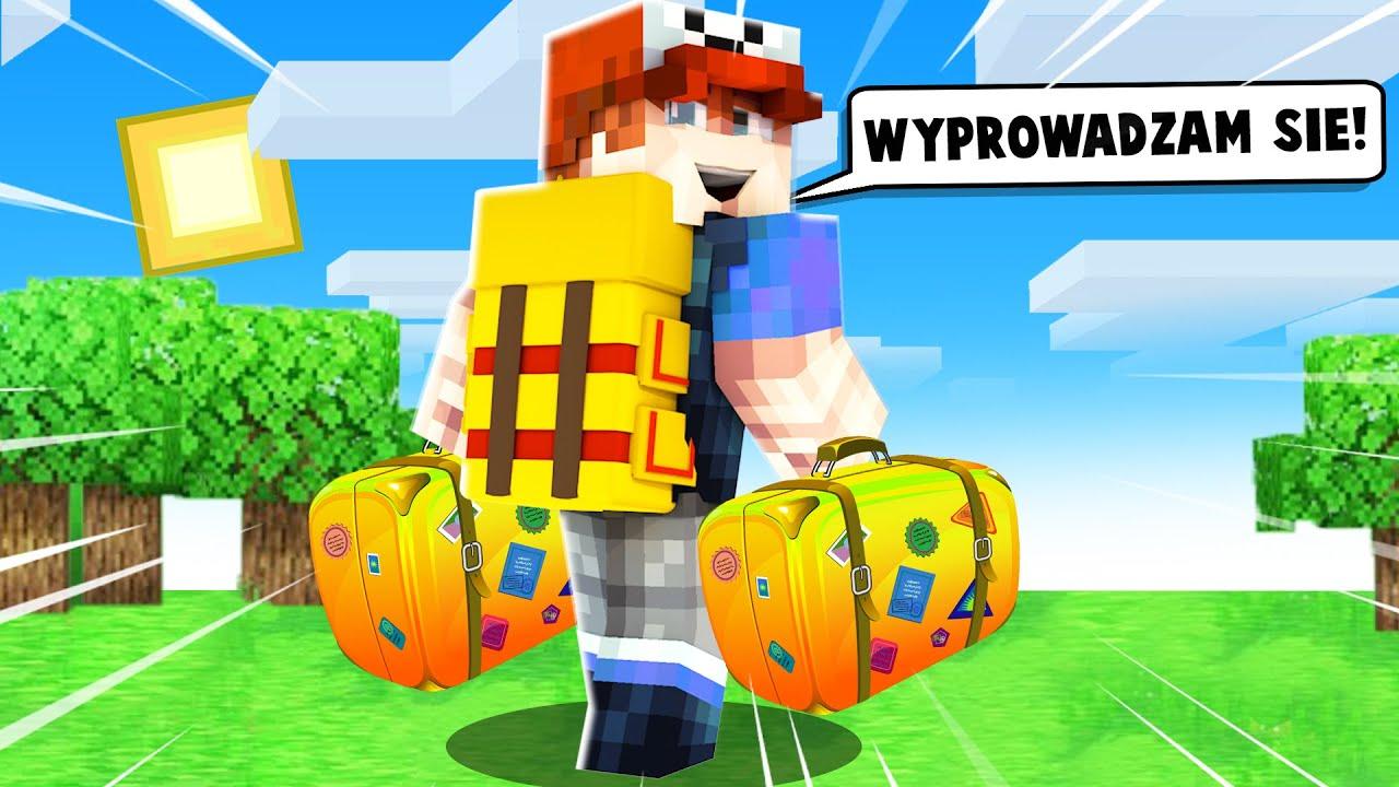 VITO WYPROWADZA SIĘ DO VICI! (Minecraft Roleplay) | Vito i Bella
