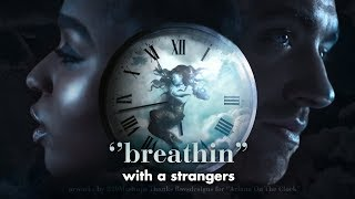 Breathin' with a Stranger - Ariana Grande, Sam Smith, Normani (Mixed Mashup Video!)