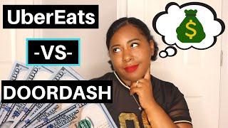 Door Dash vs Uber Eats 2019