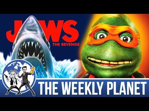 Franchise Killing Movies - The Weekly Planet Podcast