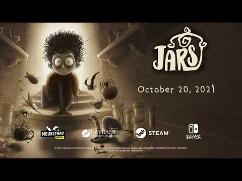 JARS - Coming October 20th to PC and Switch!