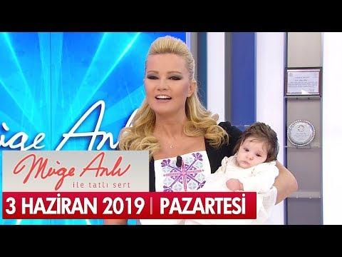 Müge Anlı ile Tatlı Sert 3 Haziran 2019 - Tek Parça