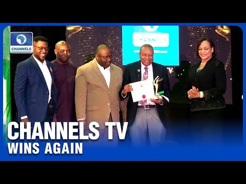 Channels Television Emerges Best TV Station For The 13th Time