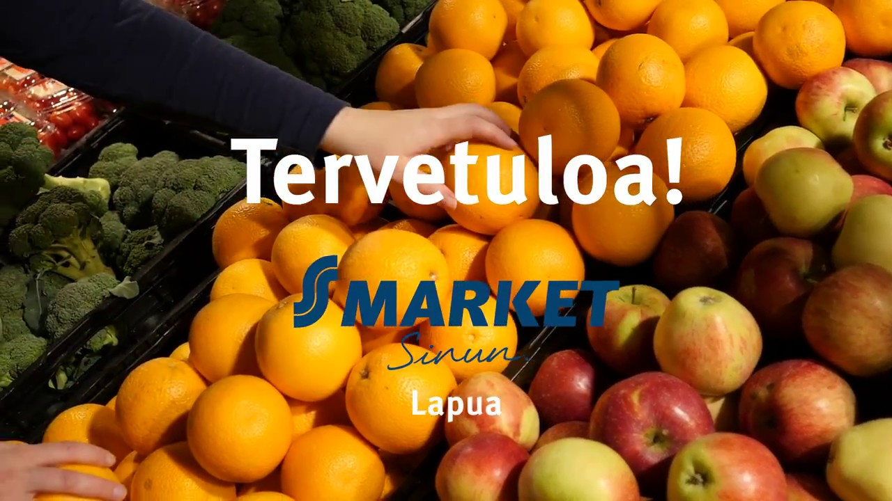 S-Market Lapua