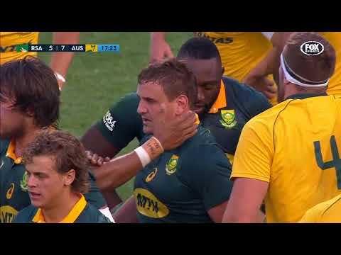 HIGHLIGHTS: 2017 The Rugby Championship Rd 5: South Africa V Australia
