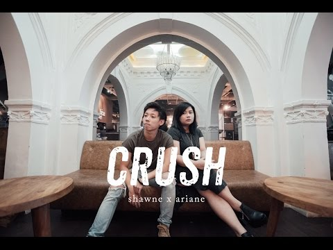 Crush - Yuna ft. Usher (Cover by Shawne x Ariane)