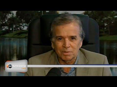 Prefeito de Rio Preto presta depoimento na Polícia Federal